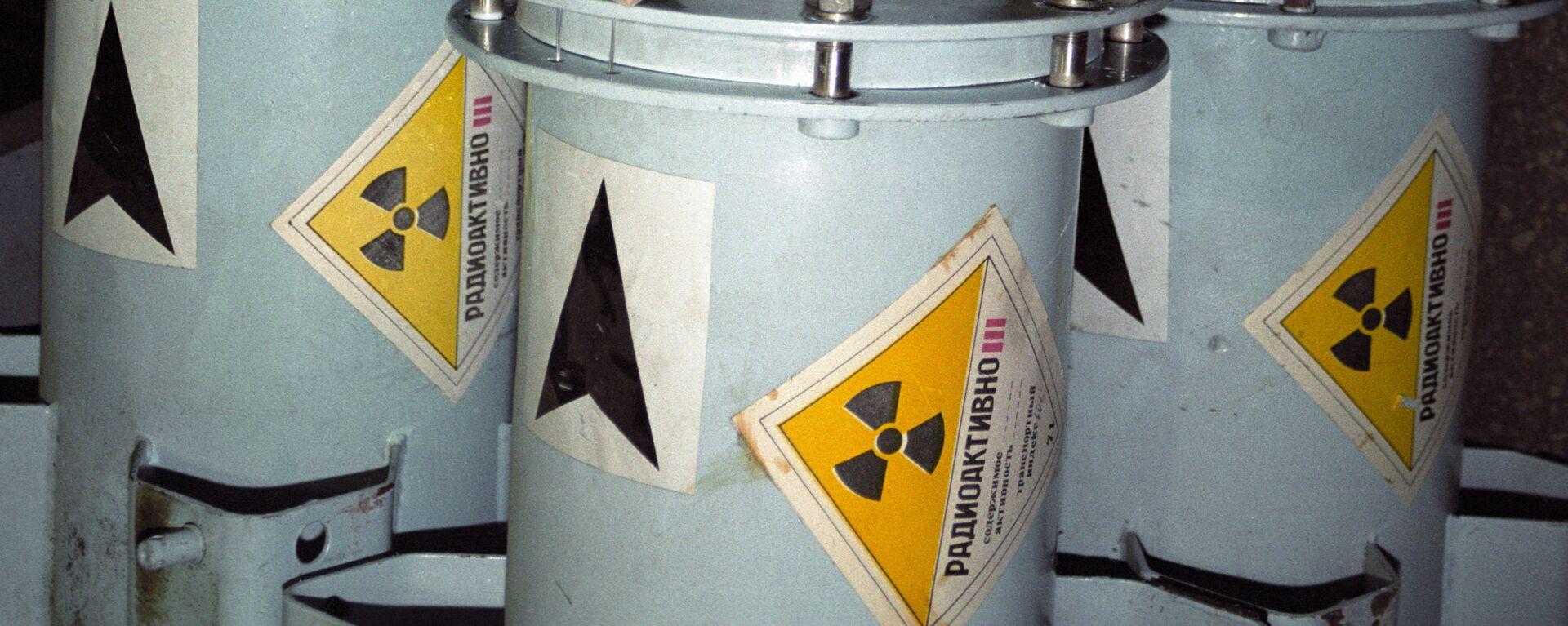 Ядерное топливо - Sputnik Латвия, 1920, 12.07.2021