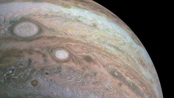Южное полушарие Юпитера - Sputnik Latvija