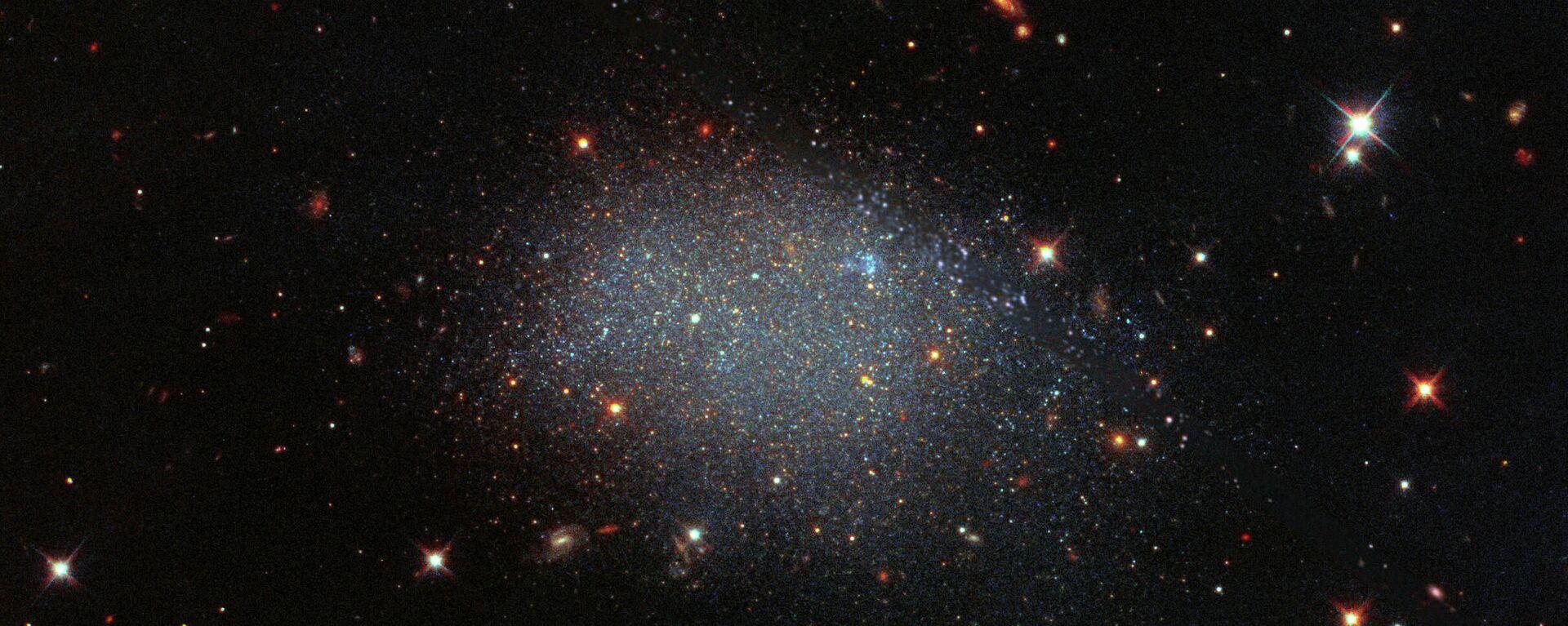 Карликовая галактика KK 246, также известная как ESO 461−036 - Sputnik Латвия, 1920, 23.08.2020