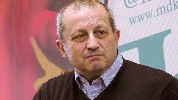 Израильский политик Яков Кедми в Москве - Sputnik Latvija