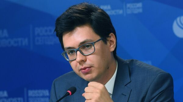 Генеральный директор Центра изучения перспектив интеграции, главный редактор портала RuBaltic.Ru Сергей Рекеда - Sputnik Латвия