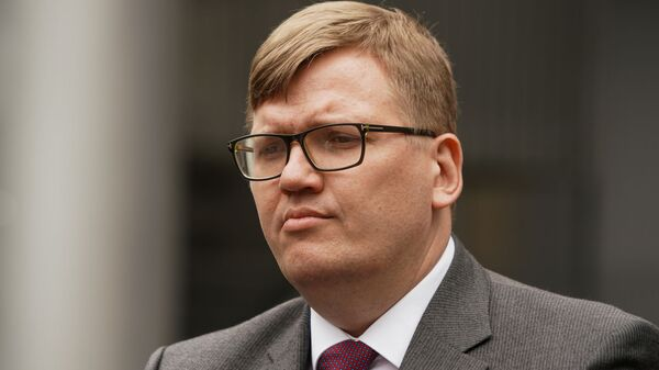 Министр среды и регионального развития Латвии Юрис Пуце - Sputnik Latvija