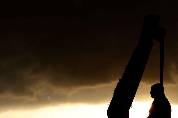 Статуя Роберта Миллигана, Лондон. - Sputnik Латвия