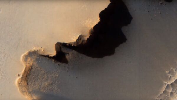 10 лет на орбите: невероятные снимки Mars Reconnaissance Orbiter - Sputnik Latvija