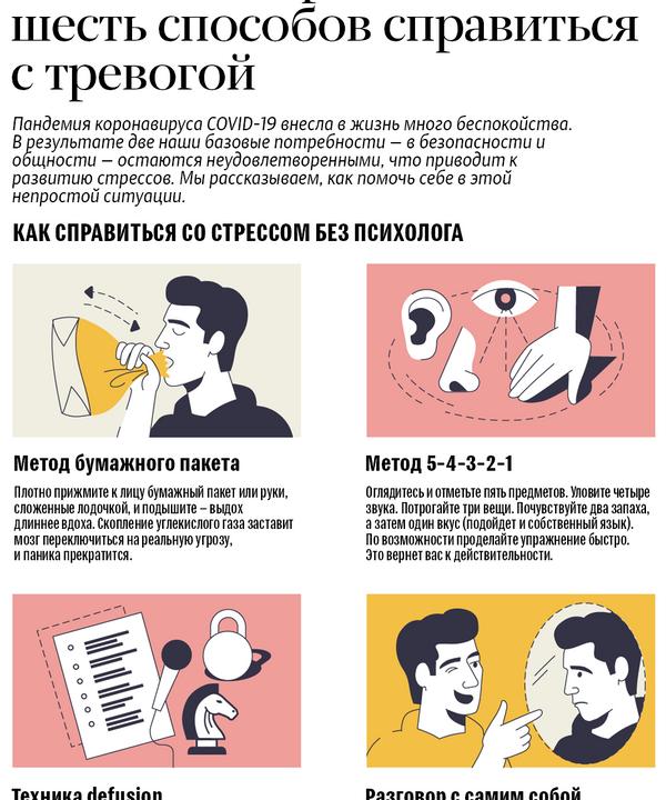 Жизнь без стресса: шесть способов справиться с тревогой - Sputnik Латвия