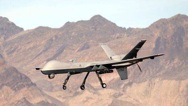 Беспилотник MQ-9 Reaper ВВС США - Sputnik Latvija