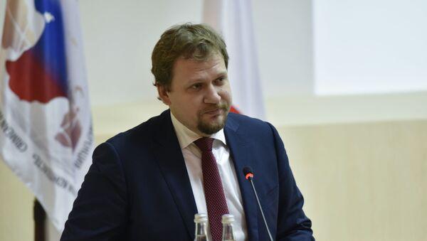 Политолог, пресс-секретарь Всемирного русского народного собора Юрий Кот - Sputnik Латвия