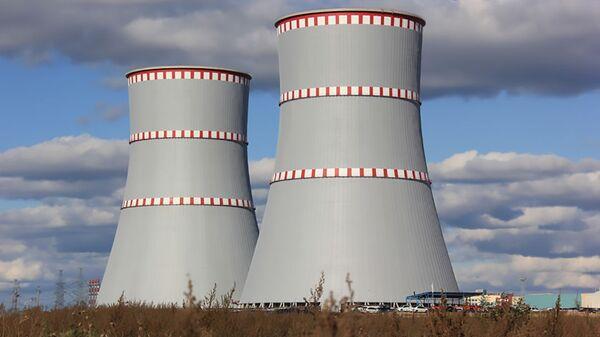 Белорусская АЭС, архивное фото - Sputnik Latvija