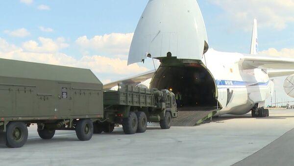 ASV Senātā izskanējis ierosinājums iegādāties Krievijas S-400 no Turcijas - Sputnik Latvija