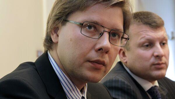 Мэр города Риги Нил Ушаков - Sputnik Latvija