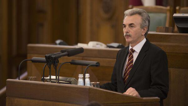 депутат Сейма Гунар Кутрис - Sputnik Латвия
