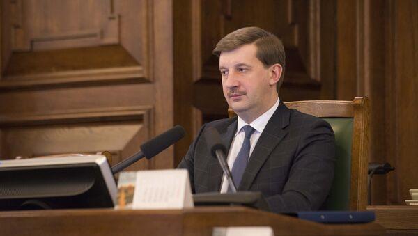 Saeimas deputāts Andrejs Kļementjevs - Sputnik Latvija