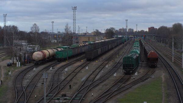 Rail Baltica: как умирает любимый проект НАТО и Евросоюза - Sputnik Латвия