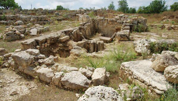 Археологические раскопки. Архивное фото - Sputnik Latvija