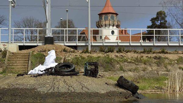 Подводный субботник - Sputnik Латвия