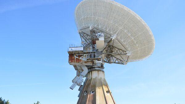 Бывший совсекретный объект СССР радиотелескоп RT–32 Звездочка - Sputnik Латвия