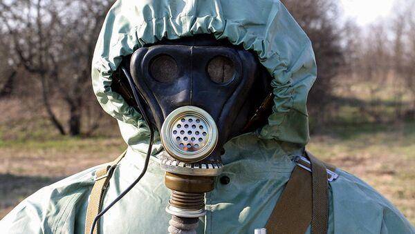 ОЗК (общевойсковой защитный комплект) - Sputnik Латвия