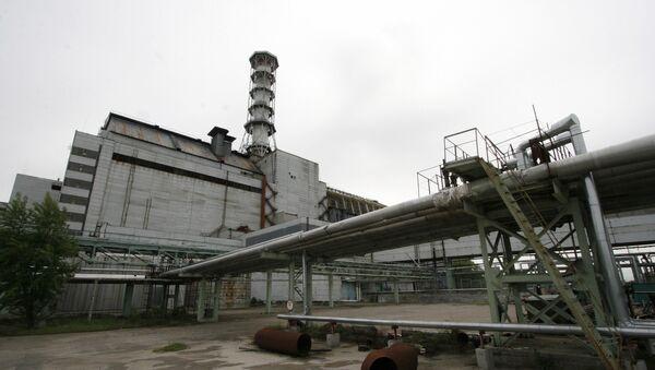 Чернобыльская АЭС - Sputnik Латвия