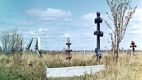 Погост в деревне Васильево - Sputnik Latvija