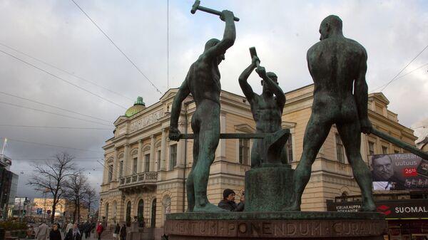 Хельсинки - Sputnik Латвия