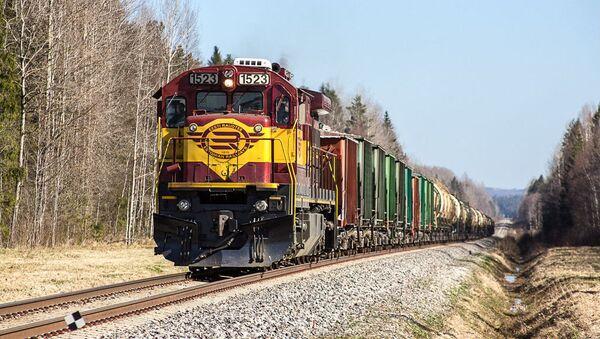 Igaunijas dzelzceļš - Sputnik Latvija