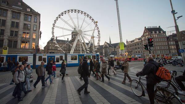 Амстердам - Sputnik Latvija