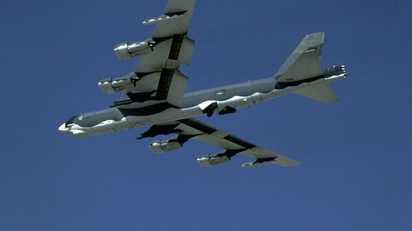 Bumbvedējs B-52. Foto no arhīva - Sputnik Latvija