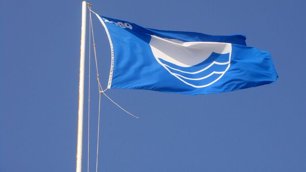 Международная награда Голубой флаг - Sputnik Латвия