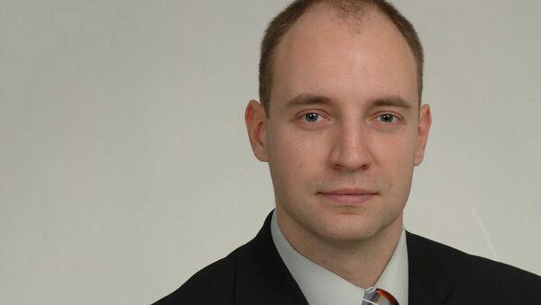 Экс-депутат Сейма, юрист и правозащитник Юрий Соколовский - Sputnik Latvija