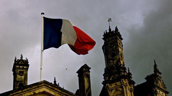 Флаг Франции - Sputnik Latvija