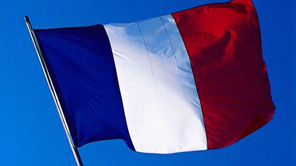 Francijas karogs - Sputnik Latvija