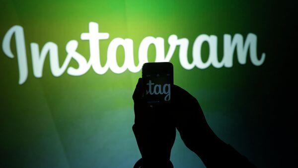 Логотип социальной сети Instagram - Sputnik Латвия