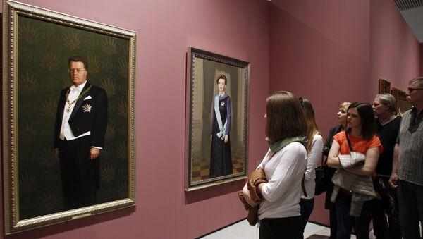 Открытие Национального Художественного музея - Sputnik Латвия