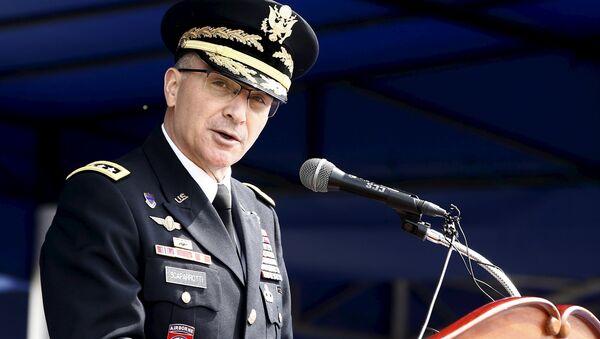 Генерал Кертис Скапаротти - Sputnik Латвия