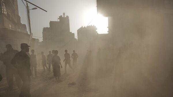 Gazas sektors. Foto no arhīva - Sputnik Latvija
