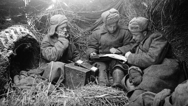 Lielais Tēvijas karš (1941.-1945.) - Sputnik Latvija