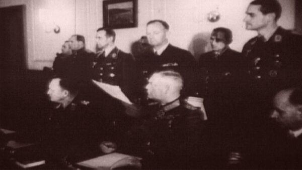 Гитлеровская Германия капитулировала. Съемки 9 мая 1945 года - Sputnik Latvija