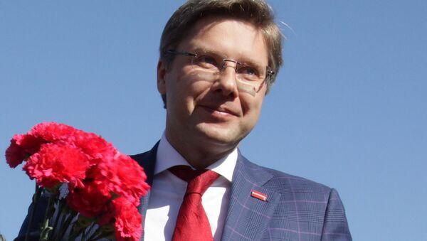 Мэр Риги Нил Ушаков - Sputnik Латвия