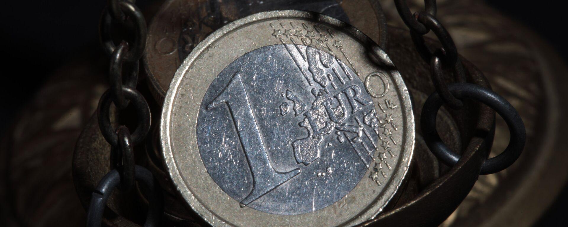 Один Евро - Sputnik Латвия, 1920, 09.10.2020