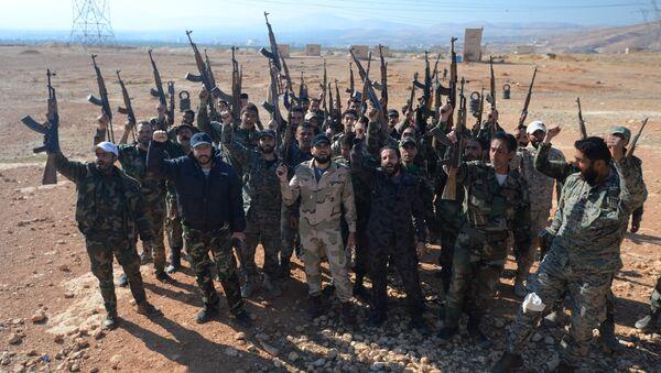 Sīrijas armija - Sputnik Latvija