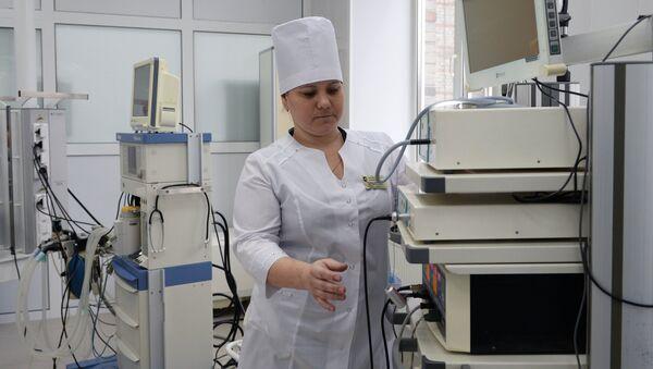 Больница - Sputnik Латвия