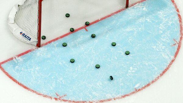 Хоккей. - Sputnik Латвия