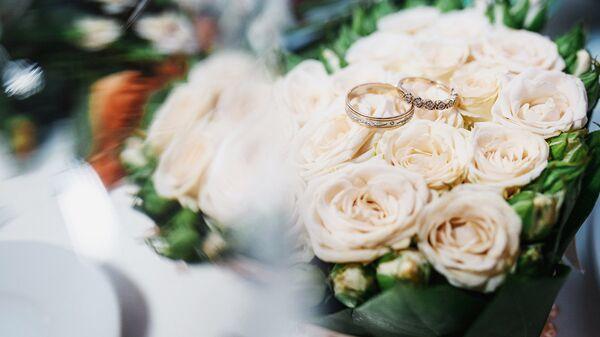 Свадебные кольца - Sputnik Латвия