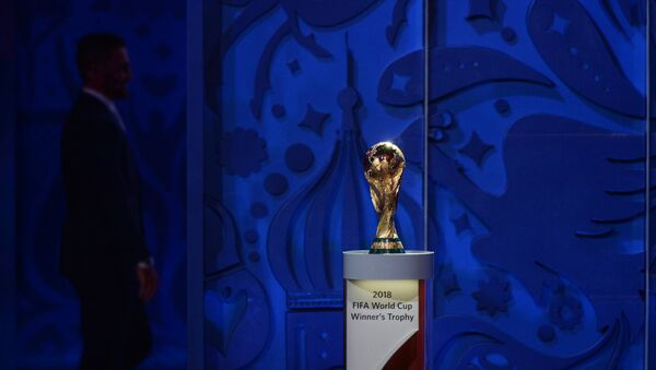 Кубок чемпионата мира 2018 по футболу - Sputnik Латвия