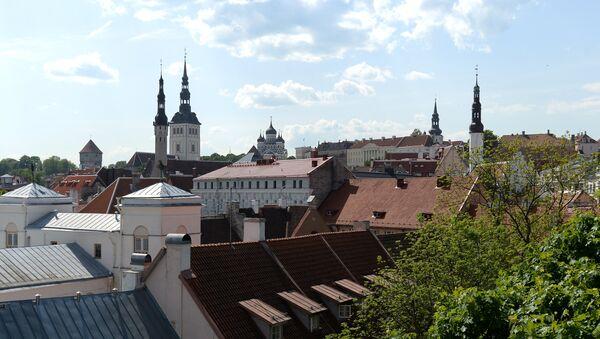 Pasaules pilsētas. Tallina. Foto no arhīva - Sputnik Latvija