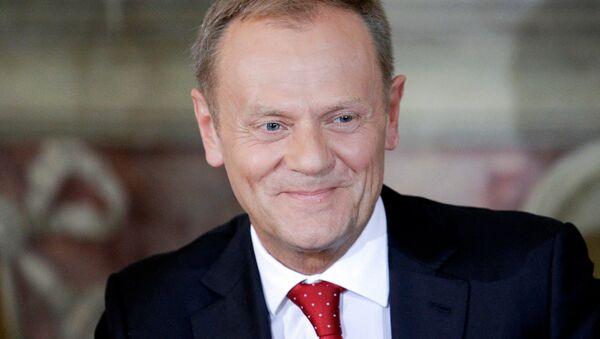 Председатель Европейского Совета Дональд Туск - Sputnik Latvija
