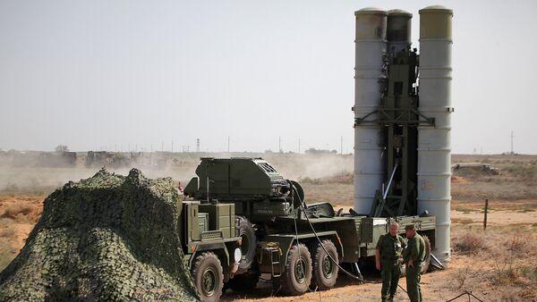 Зенитные ракетные системы С-400 Триумф - Sputnik Latvija