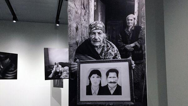Фотопроект фотографа Назик Арменакян Пережившие, рассказывающий об оставшихся в живых после Геноцида армян - Sputnik Латвия