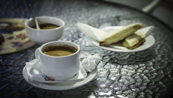 Чашка кофе - Sputnik Latvija