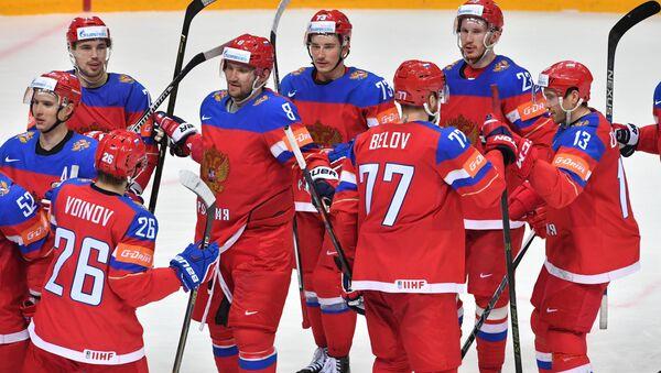 Хоккей. Чемпионат мира. Матч за третье место - Sputnik Латвия